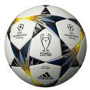 アディダス adidas 2017-2018 フィナーレ キエフ UEFA チャンピオンズリーグ 公式試合球 サッカーボール5号球 af5400