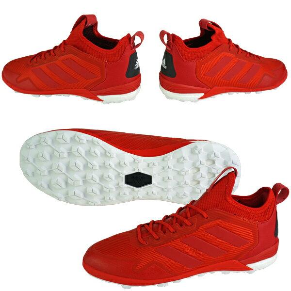 トレーニングシューズ 【アディダス adidas エース タンゴ 17.1 TF レッド×スカーレット】 ba8533