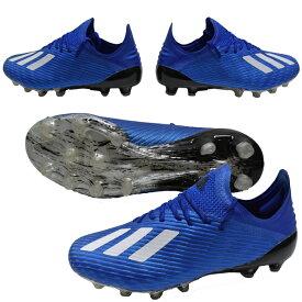 【先行予約 1月29日発売予定】 エックス 19.1 ジャパン HG/AG サッカースパイク アディダス adidas FV3053