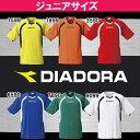 ディアドラ diadora ジュニア ゲームシャツ fj4311