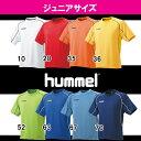 ヒュンメル hummel ジュニア 半袖プレゲームシャツ