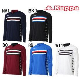 カッパ kappa プラクティスシャツ 長袖 kf452tl11
