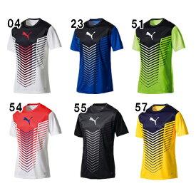 サッカーシャツ プーマ puma FTBLTRG グラフィックシャツ 655385