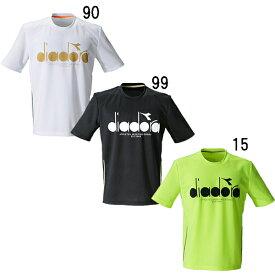 50%OFF サッカー プラクティスシャツ メンズ ディアドラ diadora ロゴトップ dfp9511