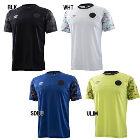 50%OFF サッカープラクティスシャツ メンズ アンブロ umbro URA. グラフィック S/Sシャツ uuunja65