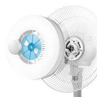 ユニーク洗空気オールシーズン使える。扇風機が空気清浄機に早変わりする使い捨て空気洗浄フィルターHEPAフィルター使用UQ-SENKUKI-01