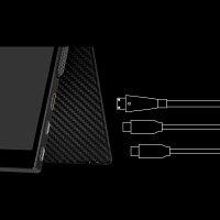 【テレワーク支援推奨商品】ユニークモバイル液晶モニタープロメテウスモニター15.6インチFHD