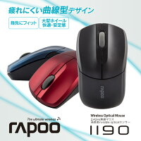 Rapoo11902.4GHz光学式ワイヤレスマウス