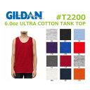 【短納期対応 まとめ買い歓迎 】GILDAN ギルダン タンクトップ 無地 メンズ レディース 無地 インナー トレーニング …