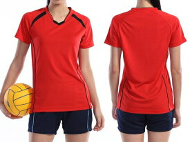 Wundou(ウンドウ)P1620 ウィメンズバレーボールシャツ