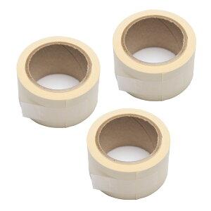 送料無料 詰め替え用 襟口や袖の『皮脂汚れ』を防止 貼るだけカンタン 長さたっぷり5m×3巻 │ えり 襟 汚れ 防止 テープ 10P23Sep15