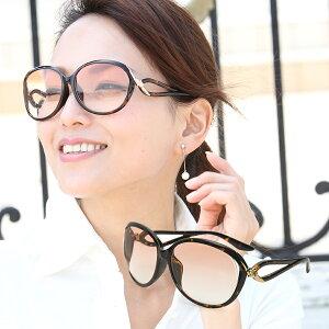 遠中近シニアサングラス ファッショングラス、サングラス、老眼鏡の3役★累進レンズだから手元も遠くも視線の移動だけでOK♪ │ シニアグラス サングラス ファッション レディース 老眼鏡