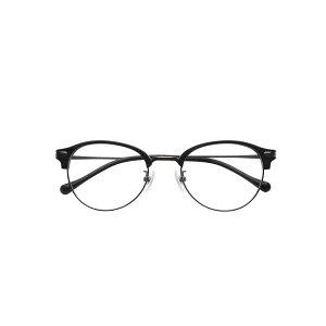 【送料無料】これひとつで幅広い老眼視力の方に対応☆スタイリッシュなシニアグラス★『ピントグラス(軽度)』PG-112L-MBK