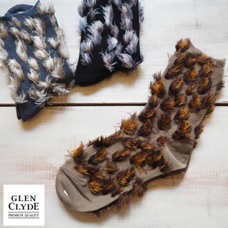 GLEN CLYDE Glenn Clyde * socks 3colors (Noix) AW18Z NO IMAGE