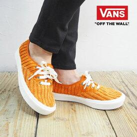 VANS バンズ スニーカー レディースComfycush Authentic VN0A3WM7V9S シューズ 靴 オーセンティック ヴァンズ カジュアル シンプル おしゃれ 大人 コンフィクッシュ コーデュロイ クラシック 秋 秋冬 メンズ