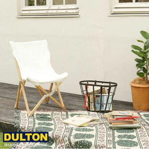 DULTON ダルトン ビーチチェア WOODEN BEACH CHAIR 100-248 H14LLチェア 椅子 白 ホワイト アウトドア キャンプ ギア 用品 キャンプ女子 キャンジョ ウッデン ビーチ 折りたたみ おしゃれ ウッド 木製 ウ
