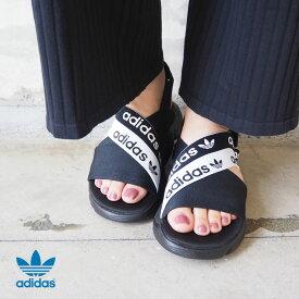 adidas Originals アディダス オリジナルス サンダル レディース MAGMUR SANDAL EF5849 FE5850 スポーツサンダル スポサン 夏 おしゃれ スポーティ 厚底サンダル 厚底 カジュアル 海 アウトドア レジャー ロゴ パープル 靴 シューズ
