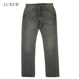 J.CREW デニム ジェイクルー ジーパン J CREW スリムフィット THE DRIGGS アウトレット品 パンツ インディゴブルー メンズ 32×32