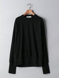 [Rakuten Fashion]<KITO(ケー・イトウ)>テンジククルーネック UNITED ARROWS ユナイテッドアローズ カットソー Tシャツ ブラック ブラウン【送料無料】