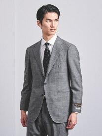 [Rakuten Fashion]<SOVEREIGN(ソブリン)>ウィンドーペイン3Bスーツ UNITED ARROWS ユナイテッドアローズ ビジネス/フォーマル スーツ グレー【送料無料】