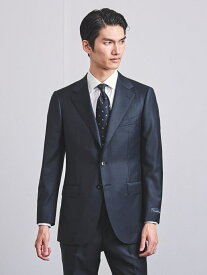 [Rakuten Fashion]<SOVEREIGN(ソブリン)>シャークスキン3Bスーツ UNITED ARROWS ユナイテッドアローズ ビジネス/フォーマル スーツ ブルー【送料無料】