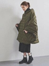 [Rakuten Fashion]<P.H.DESIGNS>ダウンポンチョ UNITED ARROWS ユナイテッドアローズ コート/ジャケット ダウンジャケット カーキ ブラック【送料無料】