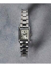 UAB スクエア メタル 腕時計 UNITED ARROWS ユナイテッドアローズ ファッショングッズ 腕時計 シルバー ゴールド ピンク【先行予約】*【送料無料】[Rakuten Fashion]