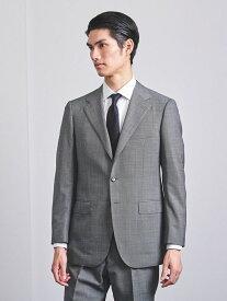 [Rakuten Fashion]<SOVEREIGN(ソブリン)>バーズアイ3Bスーツ UNITED ARROWS ユナイテッドアローズ ビジネス/フォーマル スーツ グレー【送料無料】