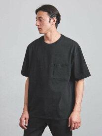 [Rakuten Fashion]<MXP(エムエックスピー)>ビックポケットショートスリーブTシャツ UNITED ARROWS ユナイテッドアローズ カットソー Tシャツ ブラック ホワイト【送料無料】