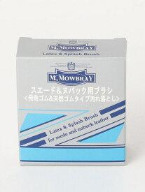 [Rakuten BRAND AVENUE]<M.MOWBRAY(モゥブレイ)> SUEDE SPRASH BRUSH UNITED ARROWS ユナイテッドアローズ シューズ