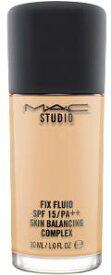 マック(MAC)スタジオ フィックス フルイッド #NC25 SPF15/PA++ (32g)
