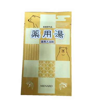 メナード☆☆薬用湯 (37mLx1包) 医薬部外品