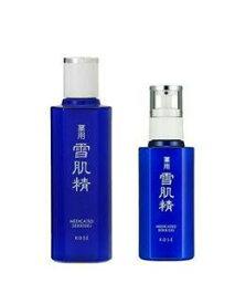 コーセー(KOSE)薬用雪肌精(SEKKISEI)化粧水 200ml & 乳液 140mlセット