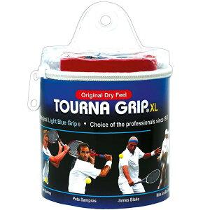 ト-ナグリップテープ TOURNAGRIP 30XLドライ ブルー 99cm×29mm×30本入 テニス用グリップ