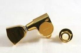 【バラペグ】GOTOH SG301-04 R Gold 1-2-3弦用バラペグ FERNANDES MH-24-GL-R ブッシュ、ビス付属
