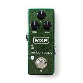 MXR (エムエックスアール) M299 Carbon Copy Mini カーボン コピー ミニ アナログディレイ