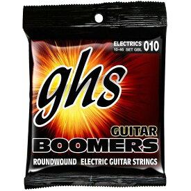 ghs エレキギター弦 Guitar BOOMERS/ギター・ブーマーズ ライト10-46 GBL