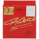 R.Cocco リチャードココ ベース弦 RC4G N (ニッケル .045-.105)【送料無料】