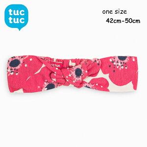 tuctuc ベビー 赤ちゃん 子供 ヘアバンド ヘアアクセ カチューシャ 髪飾り おしゃれ 花柄 お花 リボン ピンク 赤 かわいい 可愛い インポート 海外 スペイン