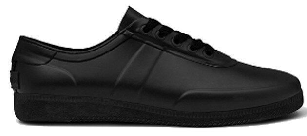 <メンズオリジナルローラバー>HUNTER【ハンター】MENS ORIGINAL SNEAKER LO RUBBERオリジナルスニーカーローラバーレインブーツ ラバーブーツ 長靴