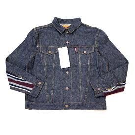 UNDERCOVER アンダーカバー × LEVI'S リーバイス 17SS TYPE3 TRUCKER WOOL PANEL JKT 【中古】