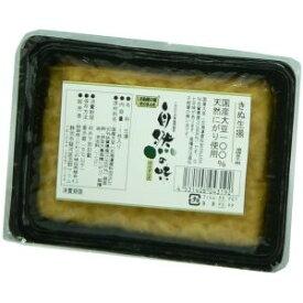 自然の味そのまんま 国産大豆100%使用のきぬ生揚げ[1枚]
