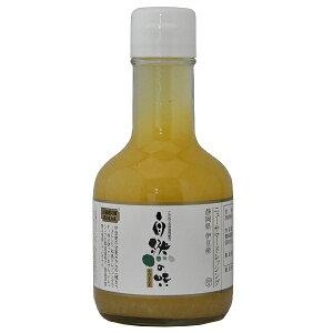 自然の味そのまんま 伊豆名産 ニューサマードレッシング[180ml]