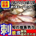 魚かつのウハウハ鮮魚セット