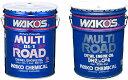 WAKO'S(ワコーズ) MR マルチロード 20Lペール缶 100%化学合成油 エンジンオイル ※画像右 【4輪エンジンオイル】