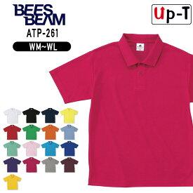 アクティブポロシャツ レディース ATP-261 BEES BEAM アパレル