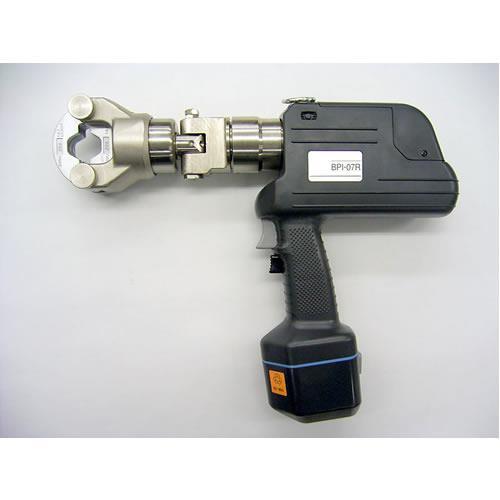 ベンカン 首振り式専用締付工具(充電式) BPI-07R型(CUプレス) 【型式:BPI-07R型 42000661】[新品]【RCP】