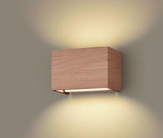 パナソニック 照明 壁直付型 LED(電球色) ブラケット 美ルック・60形電球1灯相当・拡散タイプ 調光タイプ(ライコン別売) 【LGB81668LB1】[新品]【RCP】