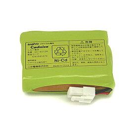 サンヨー SANYO コードレスクリーナー ニカド電池 SC-6C13R