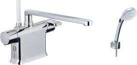 INAX・LIXIL 浴室水栓【BF-WM646TNSCW(300)】 シャワーバス水栓 デッキタイプ サーモスタット付シャワーバス水栓+エコフルスイッチシャワー(めっき仕様) 寒冷地対応商品 [イナックス・リクシル]
